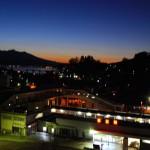 諏訪湖での初日の出と牛伏寺での初詣で 冬の長野旅行2008-2009 その10
