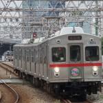 【Tokyo Train Story】蒲田駅付近の列車ビュースポット(東急池上線)