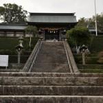 諏訪神社から長崎の町並みを見下ろしてみると 長崎旅行 その27