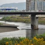 北陸旅行の最後はやっぱり福井鉄道の路面区間撮影 初秋の北陸旅 その27