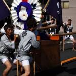 御柱祭当日は諏訪の町全体がお祭り騒ぎだった 御柱祭里曳き体験記 その5