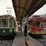イルミネーションと市電を撮影する 長崎旅行 その28