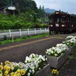 長年の憧れだった上神梅駅で途中下車をする わたらせ渓谷鐵道撮影紀行 その3