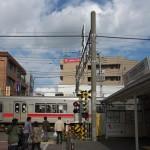 【Tokyo Train Story】東急多摩川線武蔵新田駅前にて