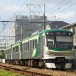 【Tokyo Train Story】3両編成の東急多摩川線