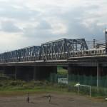 【Tokyo Train Story】多摩川を渡って横須賀線が東京都へ入る