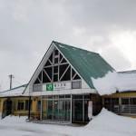 五能線鰺ヶ沢駅周辺の漁師町を散策する 冬の青森秋田紀行 その13