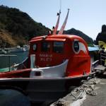 石廊崎岬めぐり遊覧船に乗船する 春の伊豆旅行 その6