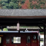いさぶろう1号に乗って大畑駅付近のスイッチバックとループ線を体験する 初の九州旅行 その18
