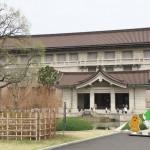 上野公園にお花見に行くならば、東京国立博物館の庭園の桜も見てみよう!