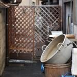 宮島の路地裏で誓真釣井という井戸ポンプを発見する! 広島尾道満喫の旅 その4