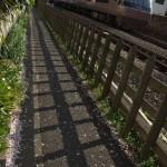 【Tokyo Train Story】線路脇の小道(小田急小田原線)