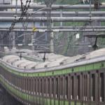 【Tokyo Train Story】こっちからぐにょーん。あっちからぐにょーん。(山手線)