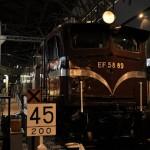 鉄道博物館に展示されている機関車たち 鉄道博物館撮影会 その5