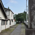 富士宮の大頂寺で井戸ポンプを発見する 身延線の旅 その3