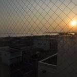 早朝の余市で函館本線の列車を撮影する ぐるっと道央の旅 その22