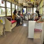 かつて大阪市電で活躍した車両に乗って広島港から原爆ドーム前へ 広島尾道満喫の旅 その29