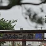 ウミネコだらけの蕪島を訪問する JR東日本パスで東北弾丸ツアー その4