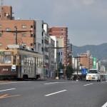 広電の路面電車らしい風景を撮影してみたい! 広島尾道満喫の旅 その31