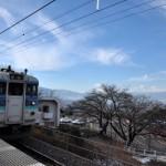 上諏訪駅の足湯でまったりタイム 冬の青春18きっぷで行く長野への旅 その3