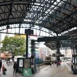 横川駅からJRで広島駅に移動して再び広電に乗車して広電本社前電停へ 広島尾道満喫の旅 その33