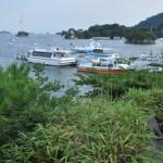 松島の絶景を眺めた後、東北新幹線で帰京する JR東日本パスで東北弾丸ツアー その8