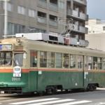 広電本社前-皆実町六丁目間でバラエティに富んだ広電の車両を撮影する 広島尾道満喫の旅 その35