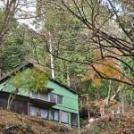塔ノ岳の登山道の休憩ポイント 神奈川県塔ノ岳登山 その3