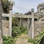 仁右衛門島の島主「平野仁右衛門」さんの住居を見学する 春の南房総への旅 その15