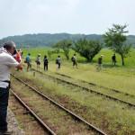 上総鶴舞駅周辺の鉄道風景を撮影する 小湊鐵道撮影イベント その5