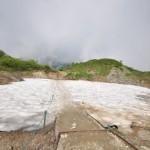 八方尾根自然研究路のゴール地点は標高2060mの八方池 夏の白馬・姨捨旅行 その11