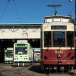 【Tokyo Train Story】貸切列車の出発前(都電荒川線)
