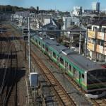 【Tokyo Train Story】上中里さわやか橋からの眺め(東北本線)