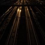 【Tokyo Train Story】夕暮れの線路
