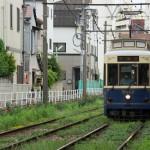 【Tokyo Train Story】緑の線路敷(都電荒川線)