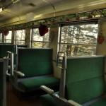 真岡鐵道のSL列車の車内を探検する 下館へ行こう! その5
