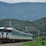 篠ノ井線と大糸線を撮り鉄してから旅が終わる 夏の白馬・姨捨旅行 その18