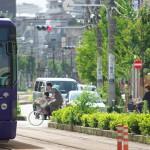 【Tokyo Train Story】人、車、自転車、そして都電