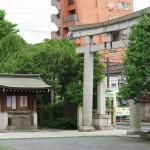 【Tokyo Train Story】尾久八幡神社にて(都電荒川線)