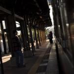 真岡駅で停車中のSLを撮影する 下館へ行こう! その6