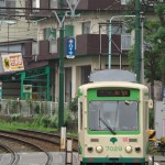 【Tokyo Train Story】S字カーブの下り道(都電荒川線)
