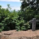 伊豆ヶ岳から天目指峠への下り道 秩父伊豆ヶ岳登山 その5