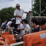 矢切の渡しで東京都から千葉県へと移動する(後編) 柴又散策2012 その6