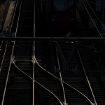 【Tokyo Train Story】夕暮れ時の町屋駅前(都電荒川線)
