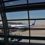 那覇空港に降り立ったら、そこは大雨だった 沖縄・渡名喜島への旅 その1