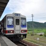 2年ぶりの三陸鉄道小本駅を訪問する 夏の青春18きっぷの旅2011 東北編 その5