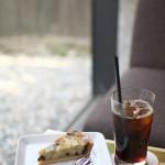 谷中のギャラリー&カフェのHAGISOでバナナとチョコレートのタルトを食べてきた!