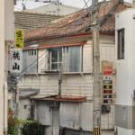 那覇の町中で見つけた井戸ポンプ2つ 沖縄・渡名喜島への旅 その7