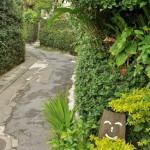 壺屋やちむん通り沿いで井戸ポンプを2つ発見する 沖縄・渡名喜島への旅 その9