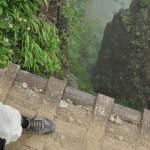 烏尾山から木ノ又大日まで約300mを登る ヤビツ峠から塔ノ岳への表尾根縦走コース その6
